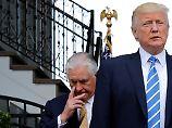 """""""Es ist einfach amateurhaft"""": Das Rätsel leerer Flure im State Department"""