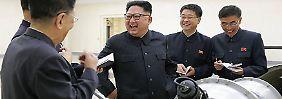 "Atombombentest in Nordkorea: ""Kim hat nachgewiesen, dass er es kann"""