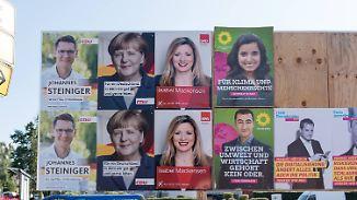 Endspurt im Rennen um Stimmen: Wahlkampf ist feindselig wie nie