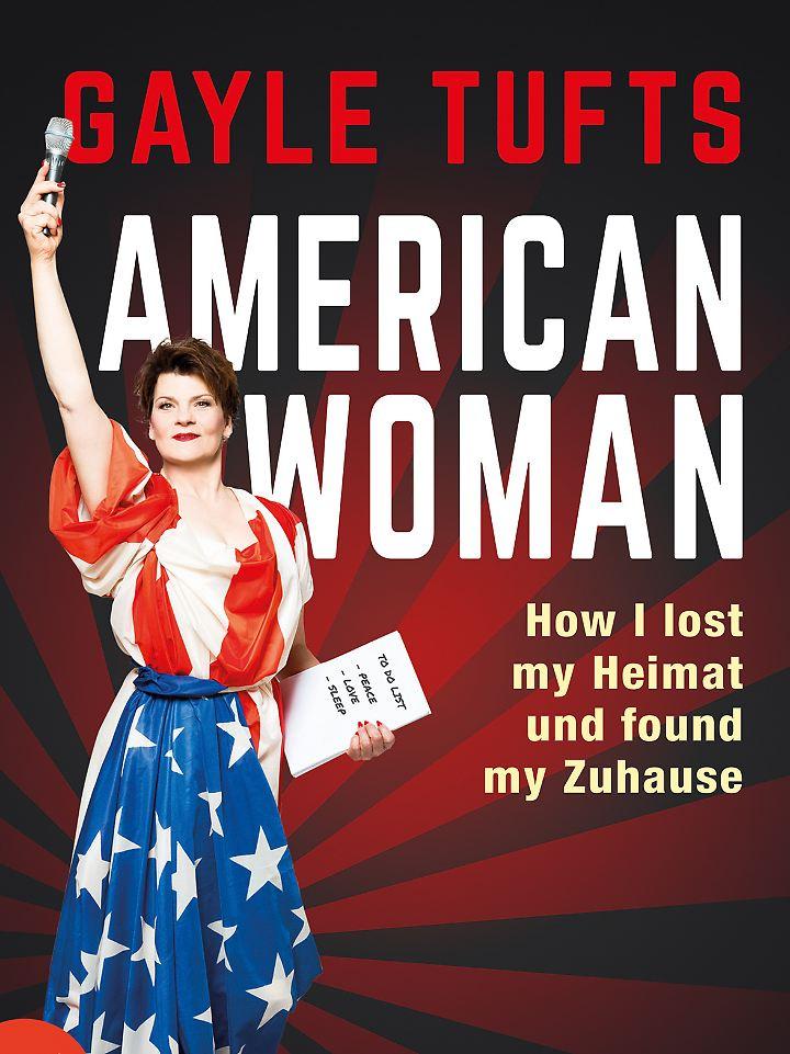 """""""American Woman"""" ist bei Aufbau Taschenbuch erschienen und kostet 12,99 Euro."""