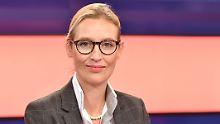 Thema: Gauland und Höcke: Weidel verlässt TV-Runde vorzeitig