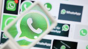 Kundendienst per Messenger: Whatsapp will Unternehmen zur Kasse bitten