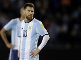 Och nö: Lionel Messi.