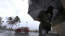 Umbuchungen und Stornierungen: Tui warnt vor Reisen ins Hurrikangebiet