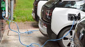 Steigender Absatz: Stehen E-Autos vor dem Durchbruch?