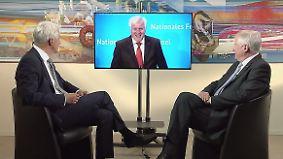"""Interview mit dem CSU-Chef: """"Wieso Sie, Horst Seehofer?"""""""