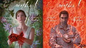 Die Plakate zum Film lassen bereits den Doppelcharakter von Hölle und Paradies erahnen.