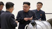 Der Börsen-Tag: Nordkorea belastet den Nikkei