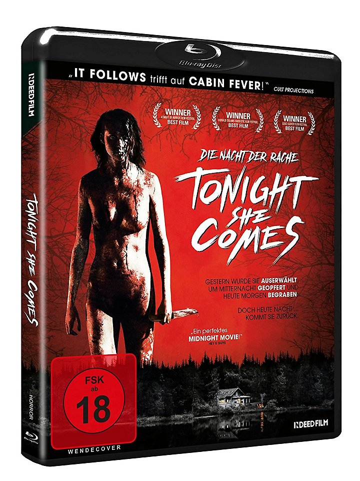 """Tonight She Comes"" ist bei Splendid erschienen."