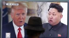 Sicherheitsrat soll entscheiden: USA beantragen Nordkorea-Votum