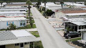 """Auge des Sturms vor Florida: Millionen US-Amerikaner auf der Flucht vor """"Irma"""""""