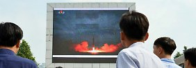 Forscher bangen um Raketenbilder: Youtube sperrt Propaganda aus Nordkorea