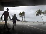 """""""Extrem schwer zu überleben"""": Florida weitet Evakuierung wegen """"Irma"""" aus"""
