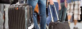 Einsatz am Flughafen Frankfurt: Geistig Verwirrter löst Bombenalarm aus