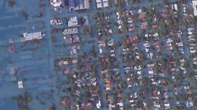 """Flut katastrophalen Ausmaßes möglich: So könnte Miami nach """"Irma"""" aussehen"""