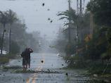 """Hurrikan verliert an Kraft: """"Irma"""" drängt nach Norden"""