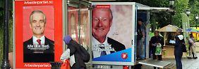 Wer kommt ins Parlament?: Norwegen entscheidet seinen Wahlkrimi