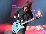 Festival mit Licht und Schatten: Foo Fighters geben Berlin den Rest