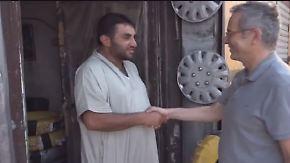 Ost-Aleppo blüht wieder auf: Ex-Flüchtling Omer bereut Rückkehr in zerstörte Stadt nicht