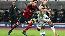 Nürnberg daheim düpiert: St. Pauli gelingt knapper Auswärtssieg