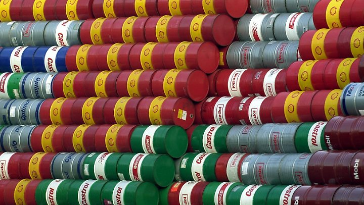 Der Branchenverband EIA zufolge soll die weltweite Förderung im Jahr 2018 auf den Rekord von 100,28 Millionen Barrel pro Tag steigen
