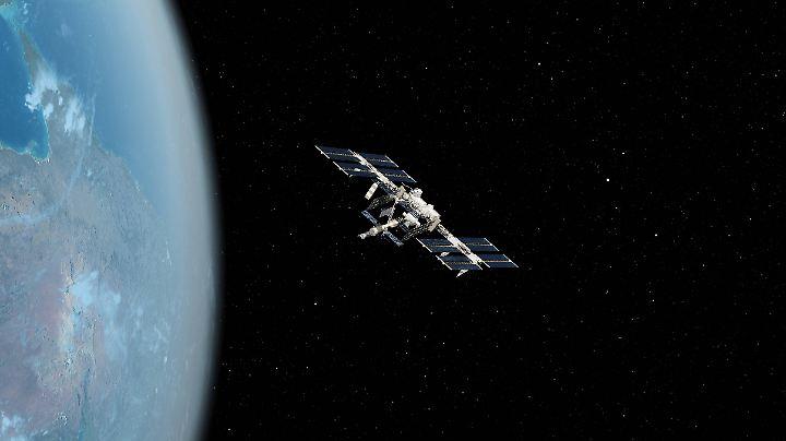 Wie lange sich die Astronauten schützen müssen, hat Roskosmos noch nicht verraten.