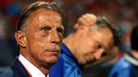 Christoph Daums Tage als Nationaltrainer sind vermutlich gezählt.