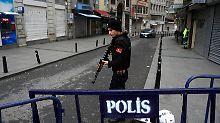 Türkei fasst Dschihadisten: 25 mutmaßliche IS-Mitglieder festgenommen