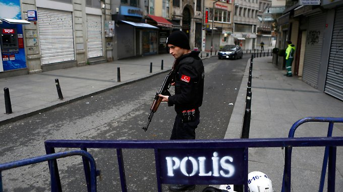 Über 3300 mutmaßliche IS-Mitglieder hat die türkische Polizei in den vergangenen Jahren festgenommen.