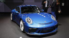 Ein Schnäppchen ist der Porsche 911GT3 mit Touring-Paket nicht.