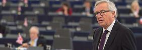 Rede zur Lage der EU: Juncker fordert Einführung des Euro überall