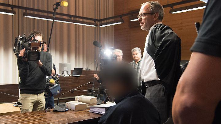 Am dritten Prozesstag im Mordfall Maria L. sind Zeugen geladen, die Hussein K. am Abend zuvor begegnet sind.