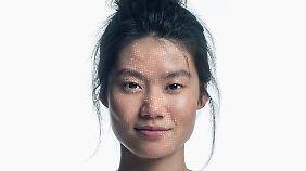 Über 30.000 Punkte eines Gesichts werden für die Face ID registriert.
