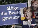 Rote Linien im Wahlkampf: Parteien proben schon Koalitionsgespräche