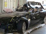 Tödlicher Crash in Ohio: Ermittler geben Tesla-Autopilot Mitschuld