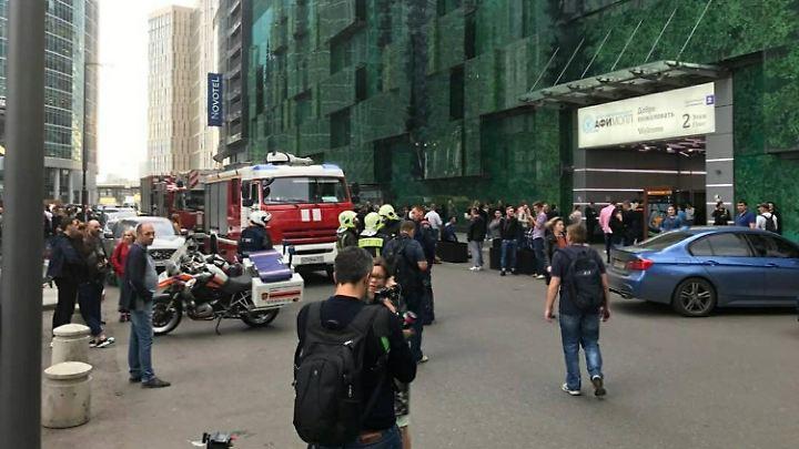 In Moskau waren mehr als 15.000 Menschen von den Räumungen betroffen.