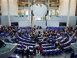 Alle Fraktionen des Bundestags: Politiker offen für verlängerte Wahlperiode