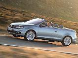 Der VW Eos war das letzte Blechdachcabrio der Wolfsburger.