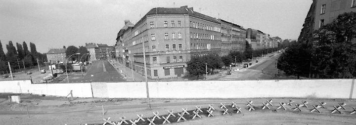 Besonderer Ort im Mauerschatten: Die Oderberger - nicht irgendeine Straße