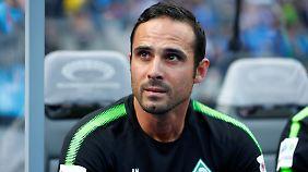 Werder-Trainer Alexander Nouri