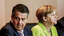 """Nicht um """"Inländer"""" gekümmert: Gabriel gibt Merkel Mitschuld an AfD-Erfolg"""