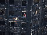 Drama im Londoner Grenfell Tower: Untersuchung zu Hochhausbrand beginnt
