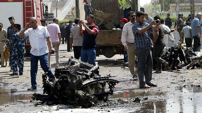 Bei einem ähnlichen Anschlag im Juni 2016 auf Basra, Najaf, Al-Nasirija, Hilla und Kut waren 21 Menschen ums Leben gekommen.
