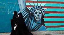"""Reaktion auf """"Provokationen"""": USA verschärfen Sanktionen gegen Iran"""