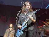 """Dave Grohl, Nicest Guy in Rock: """"Ich klinge wie der absolute Nerd!"""""""