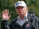 Meint er es ernst?: Trump unterzeichnet Anti-Hass-Resolution