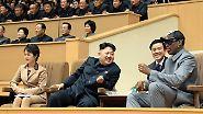 Gierige Stars: Wenn Diktatoren sich Promi-Besuch erkaufen