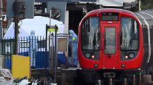 Terroralarm in Großbritannien: Explosion erschüttert Londoner U-Bahn