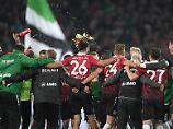 Bei Hannover knirscht es weiter: Ärger über 96-Fans überschattet Topleistung