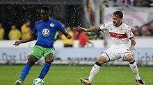 Der Sport-Tag: Halbzeit: Stuttgart, Bayern und Augsburg liegen vorne